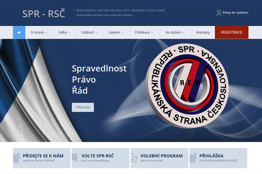 SPR - RSČ